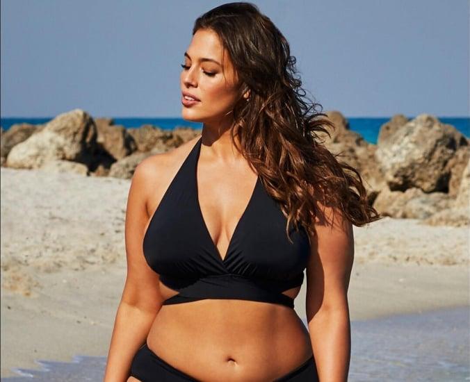 91d60230381b Perfis do Instagram que vão te inspirar a se sentir bem com o seu corpo.  Ashley Graham é uma das modelos plus size ...